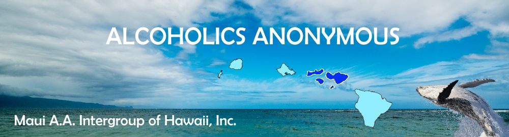 Maui A.A. Intergroup of Hawaii, Inc.